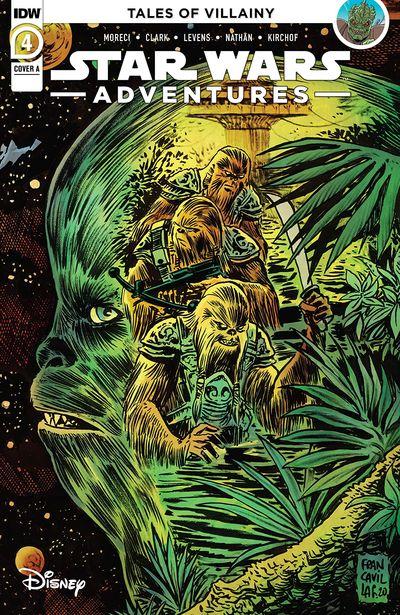 Star Wars Adventures #4 (2021)