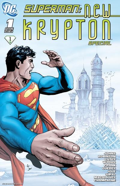 Superman – New Krypton Special #1 (2008)
