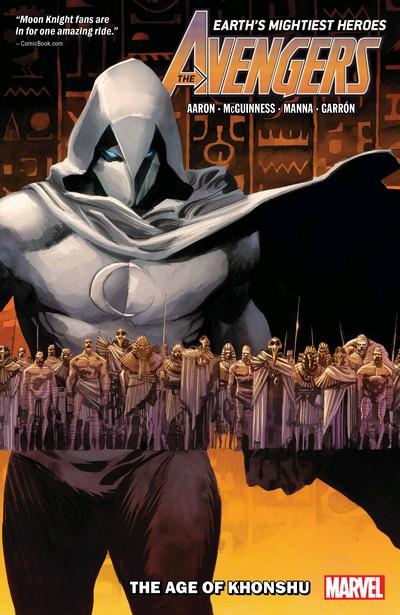 The Avengers Vol. 7 – The Age Of Khonshu (TPB) (2021)