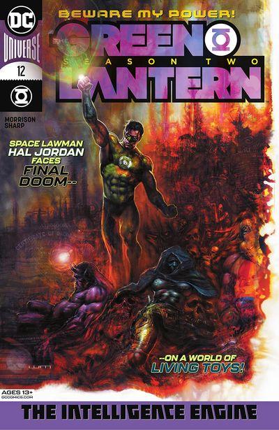 The Green Lantern Season Two #12 (2021)