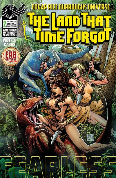 The Land That Time Forgot – Fearless #2 (2021)