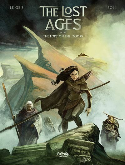 The Lost Ages #1 – The Fort on the Moors (2021)