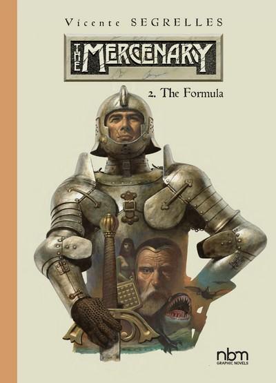 The Mercenary Vol. 2 – The Formula (2018, Definitive Edition)