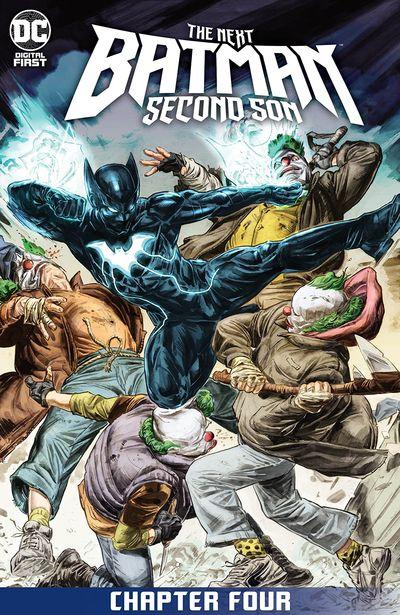 The Next Batman – Second Son #4 (2021)