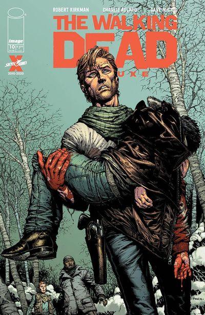 The Walking Dead Deluxe #10 (2021)