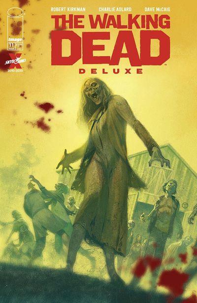 The Walking Dead Deluxe #11 (2021)