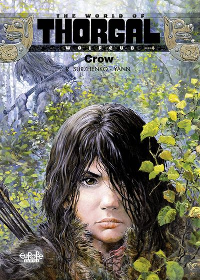 The World of Thorgal – Wolfcub #4 – Crow (2021)