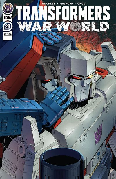 Transformers #28 (2021)