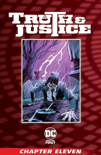 Truth and Justice #11 (2021)