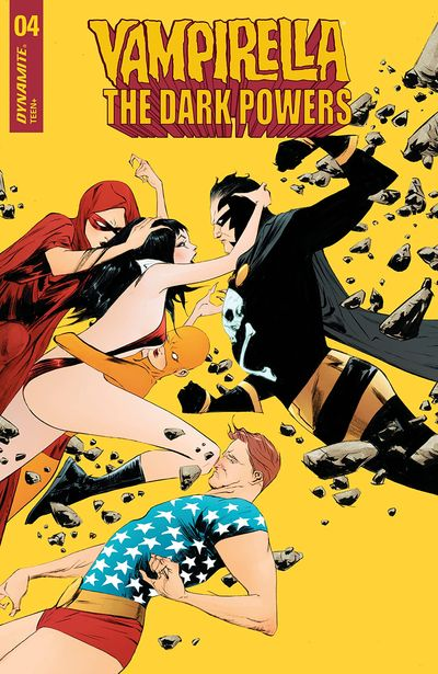 Vampirella – The Dark Powers #4 (2021)