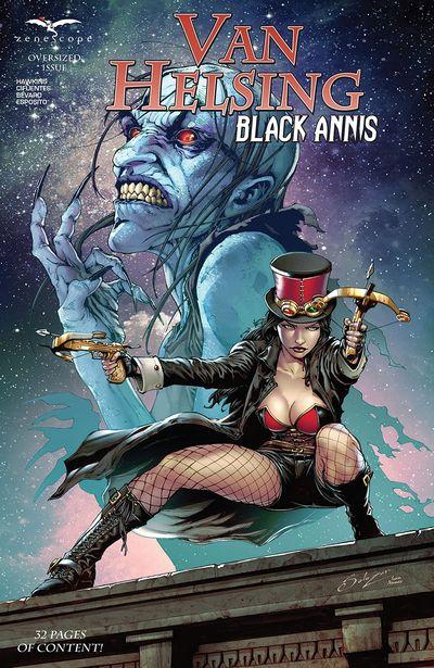 Van Helsing – Black Annis (2021)