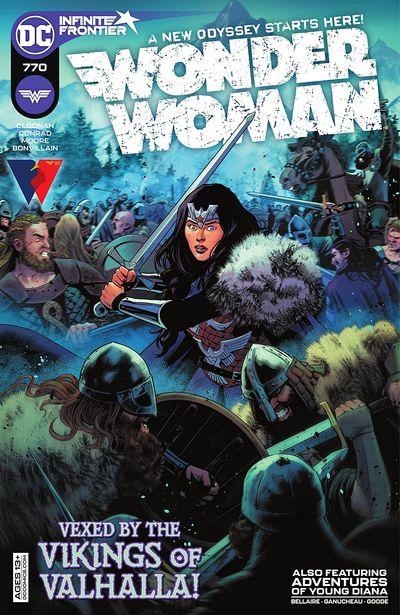 Wonder Woman #770 (2021)
