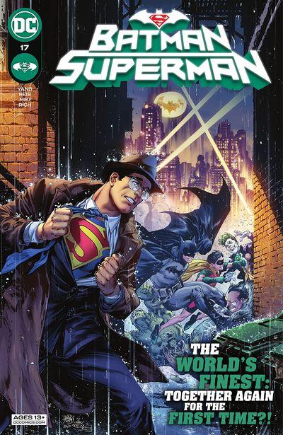 Batman – Superman #17 (2021)