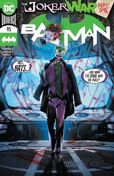 Batman – The Joker War Zone (Story Arc) (2020-2021)