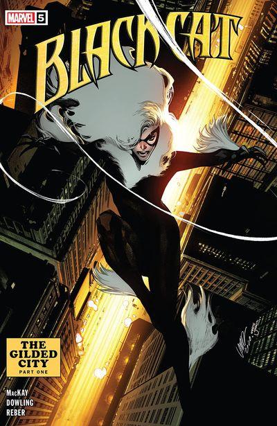 Black Cat #5 (2021)
