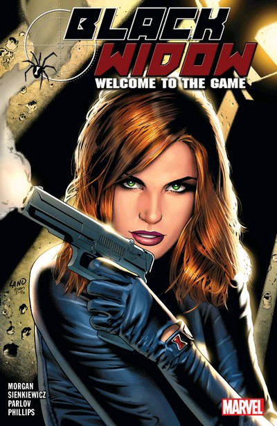 Black Widow – Welcome To The Game (2020) (Omnibus)