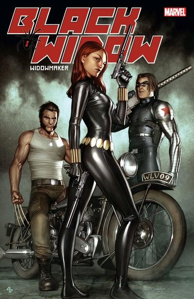 Black Widow – Widowmaker (2020) (Omnibus)