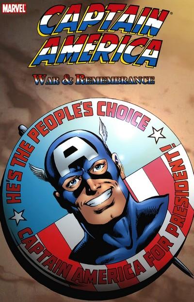 Captain America – War & Remembrance (TPB) (2018)
