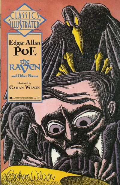 Classics Illustrated #1 – 27 (1990-1991)