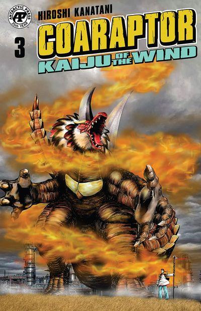 Coaraptor – Kaiju of the Wind #3 (2020)