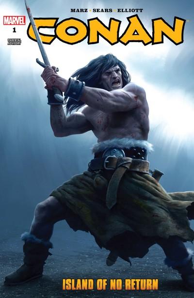 Conan – Island Of No Return #1 – 2 (2021) (Marvel)