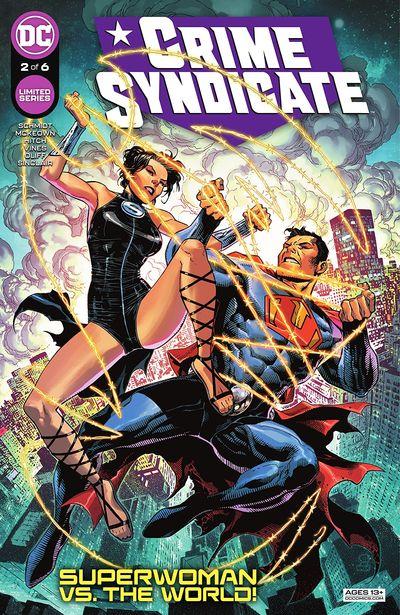 Crime Syndicate #2 (2021)