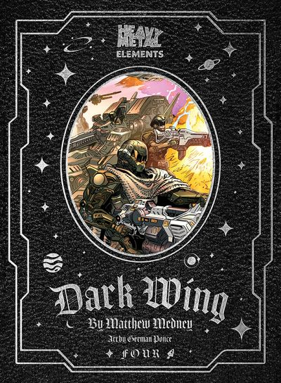 Dark Wing #4 (2021)