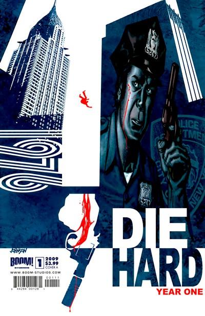 Die Hard – Year One #1 – 8 (2009-2010)