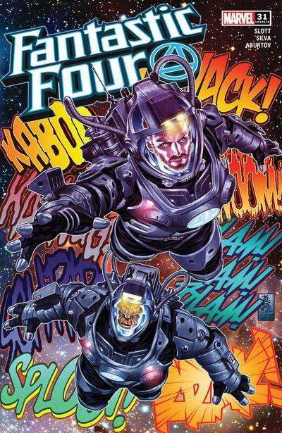 Fantastic Four #31 (2021)