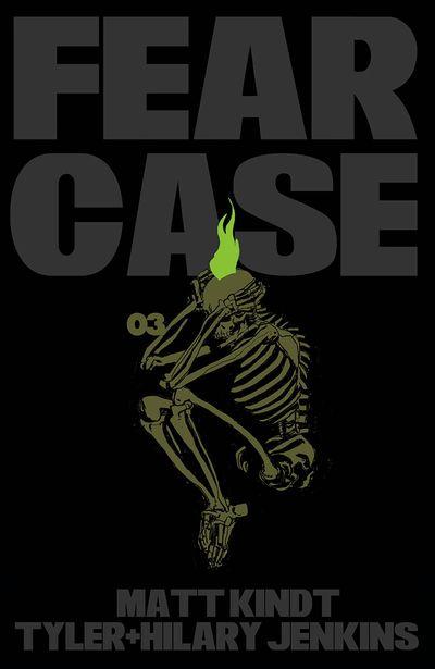 Fear Case #3 (2021)