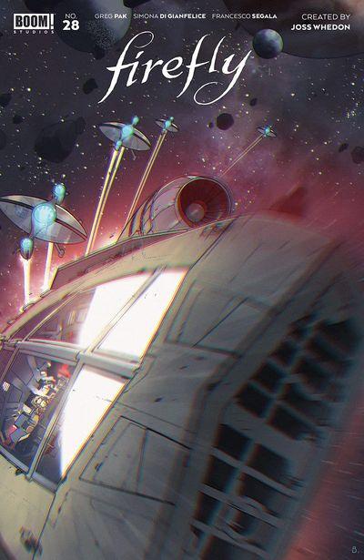 Firefly #28 (2021)