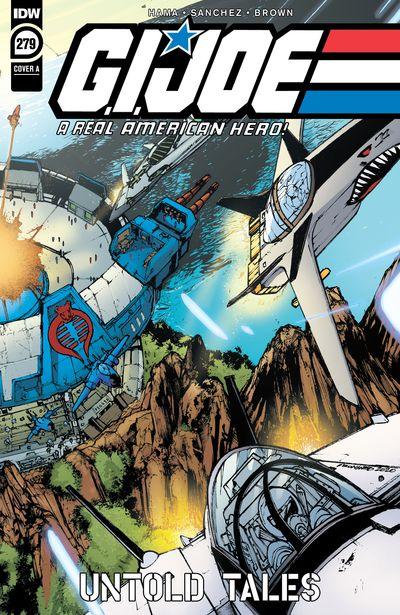 G.I. Joe – A Real American Hero #279 (2021)