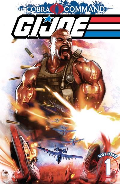 G.I. Joe – Cobra Command Vol. 1 – 2 (TPB) (2012)