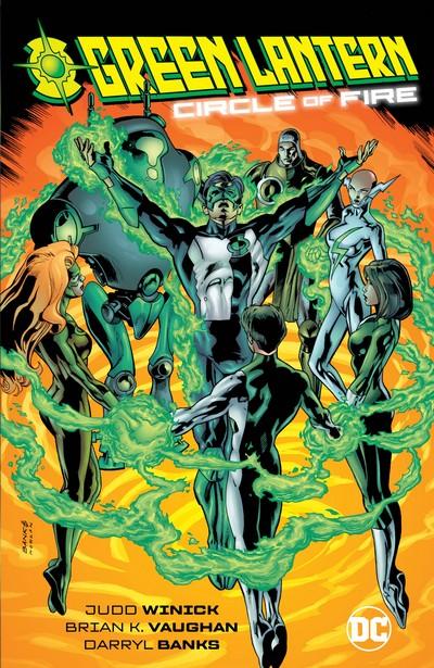 Green Lantern – Circle Of Fire (TPB) (2000)