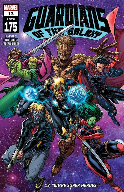 Guardians Of The Galaxy #13 (2021)