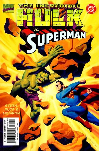 Incredible Hulk vs Superman (1999)