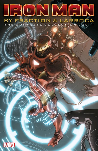 Iron Man By Fraction And Larroca – The Complete Collection Vol. 1 (2019)