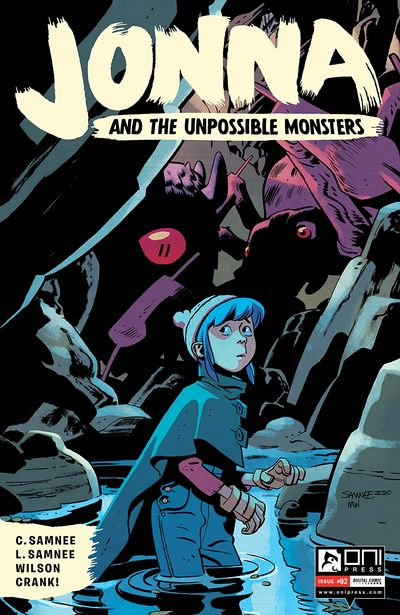 Jonna and the Unpossible Monsters #2 (2021)