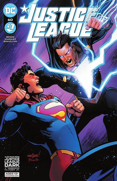 Justice League #60 (2021)