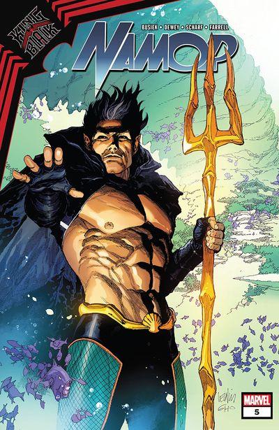 King In Black – Namor #5 (2021)