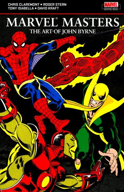 Marvel Masters – The Art of John Byrne (2009)