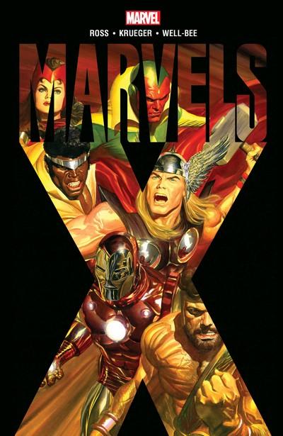 Marvels X (TPB) (2020)