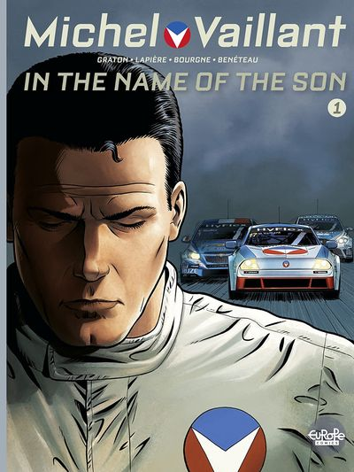 Michel Vaillant #1 – In the Name of the Son (2021, 2nd edition)