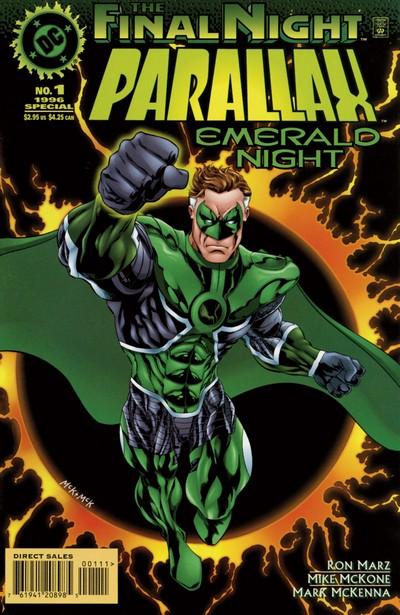 Parallax – Emerald Night #1 (1996)