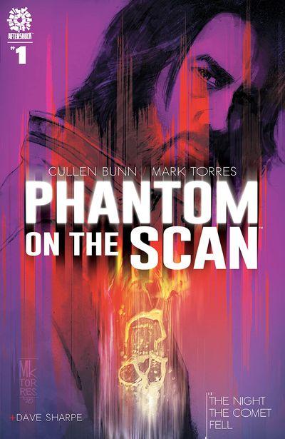 Phantom on the Scan #1 (2021)
