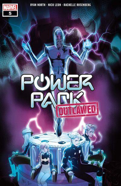 Power Pack #5 (2021)