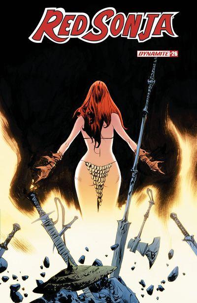 Red Sonja #26 (2021)