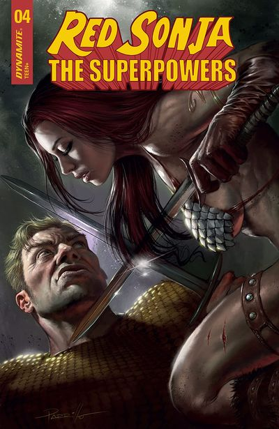 Red Sonja – The Super Powers #4 (2021)