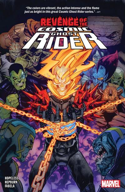 Revenge Of The Cosmic Ghost Rider (TPB) (2020)
