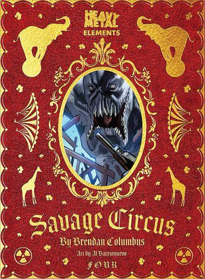 Savage Circus #4 (2021)